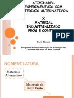 Experimentos Com Materiais Alternativos_1