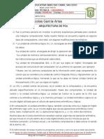 Arquitectura de Pc- Ensamble