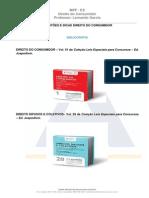 MPF EX - Consumidor  - Aulas 1, 2, 3 e 4 - Leonardo Garcia.pdf