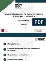 Comercializacion de Minerales