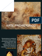 1 Arte Prehistorico