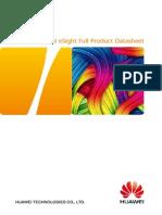 HUAWEI ESight Full Product Datasheet