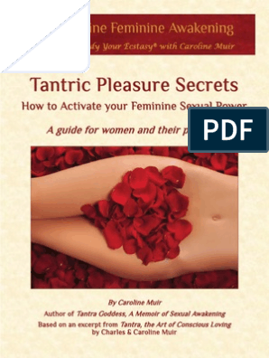 Tantric-Pleasure-Secrets pdf | Clitoris | Orgasm