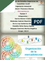 Org. de La Mercadotecnia