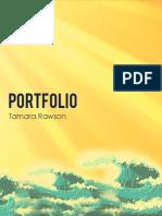 Portfolio Project PDFs TamaraRawson