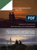 Tendencias de La Agricultura en El Siglo XXI (Version Corta)