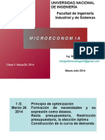 Clase 2 Principio Optimización Recta Presupuestal.ppt