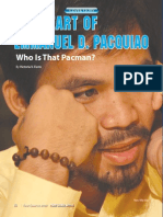 The Heart of Emmanuel D. Pacquiao