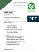 Principles and Interpretation of Cardiotocography