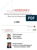 20150402_Testing LTE Network Performance for New Service Requirements_JDSU