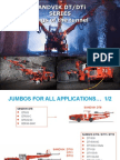 Tunneling Jumbos General Info