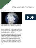 Cambio Climático_ Los Signos Vitales Del Planeta_ 2