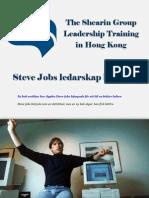The Shearin Group Leadership Training in Hong Kong