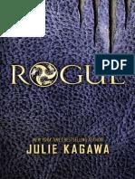 Rogue by Julie Kagawa - Chapter Sampler
