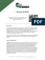 The Basics of OFDM