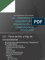 7503-U3 Ppios de Arq y Org de Computadoras-Detalle-V1.0