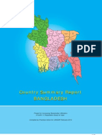Bangladesh Country Summary Report