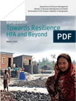 Briefing Paper Bangladesh Towards Resilience HFA and Beyond-2015