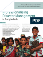 Briefing Paper Professionalizing Disaster Management in Bangladesh-2015