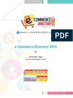 Bangladesh E Commerce Directory 2014