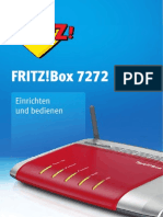 Handbuch FRITZ Box 7272