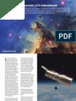 Hubble Telescope - 25th Anniversary