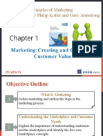 Chapter 1.Marketing:Creating and Capturing Customer Value