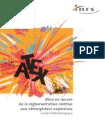 Mise en oeuvre de la réglementation relative aux ATEX