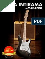 Citra Intirama E-Magazine Perdana
