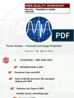 Power Quality and Surge