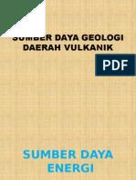 Sumber Daya Geologi