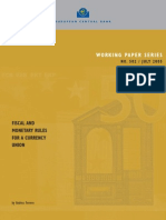 Ferraro_Fiscal and Monetary Union