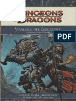 Manuale Del Giocatore 1 d&d 4.e Ita