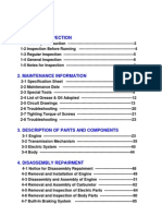 TGB Service Manual - 101S (BH1) - 303R-50 (BR1) - Delivery 50 (BK1)