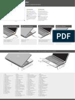 Dell Studio 1735 Quick Reference Guide