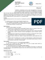 Subiect Olimpiada Națională de Informatică 2015 clasa a XI-a - ROBOȚI