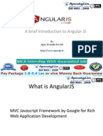 AngularJS and Its Implementations