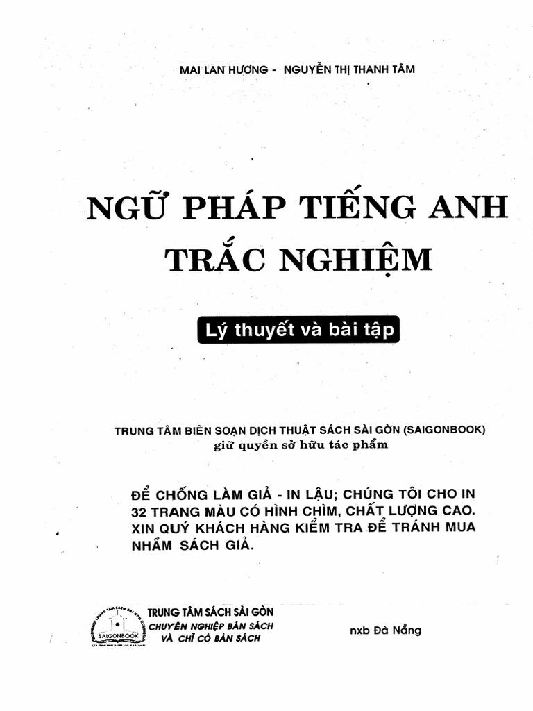 Ebook Ng? Phap Ti?ng Anh Mai Lan Huong
