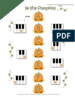 Hide the Pumpkins Keyboard