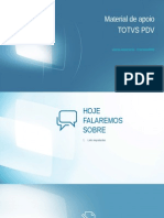Material de Apoio - ToTVS PDV - Rev 1.6