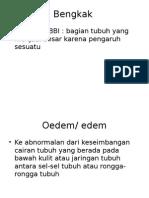 edema b16