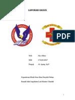 Case Report Pneumonia IPD