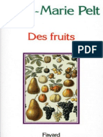 Des Fruits - Pelt_ Jean-Marie