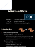 Microsoft PPT on Bilateral Filtering