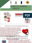 Tasman Health Blog