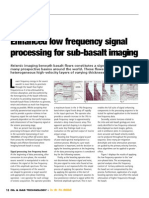 0212 Enhanced Low Frequency Signal Processing for Sub Basalt Imaging