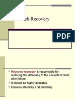 Crash Recovery