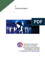 Buku Panduan MTI 2009