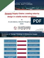 Dynamic Supply Chains_Dr. John Gattorna
