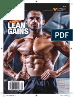 A Guide to Lean Gains